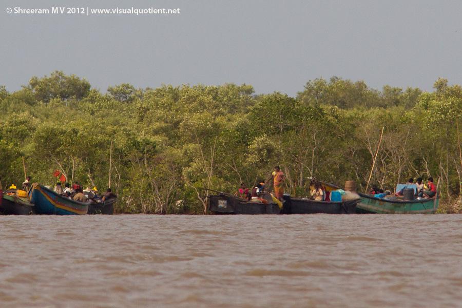 Nomads on the River Godavari